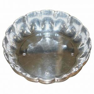 STUNNING RARE 1979 SOLID STERLING SILVER STRAWBERRY DISH OR BOWL FROM SHEFFIELD